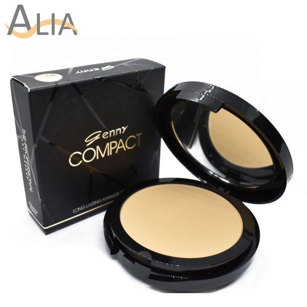 Genny compact powder shade be 1