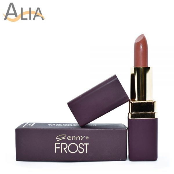 Genny frost lipstick shade 85 solid nude