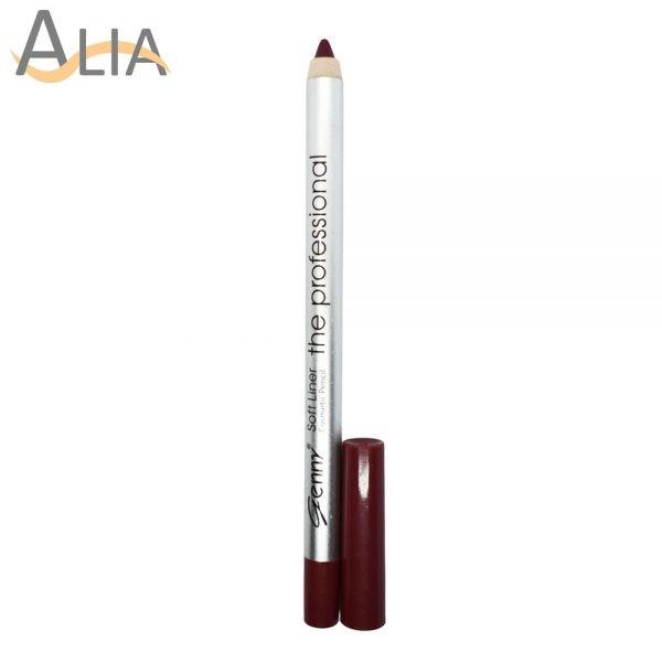 Genny soft liner cosmetic pencil shade 12 maroon