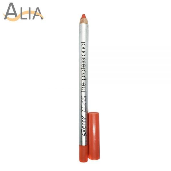 Genny soft liner cosmetic pencil shade 15 peach