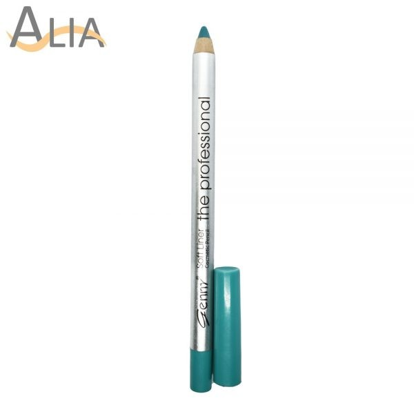 Genny soft liner cosmetic pencil shade 23 turquoise