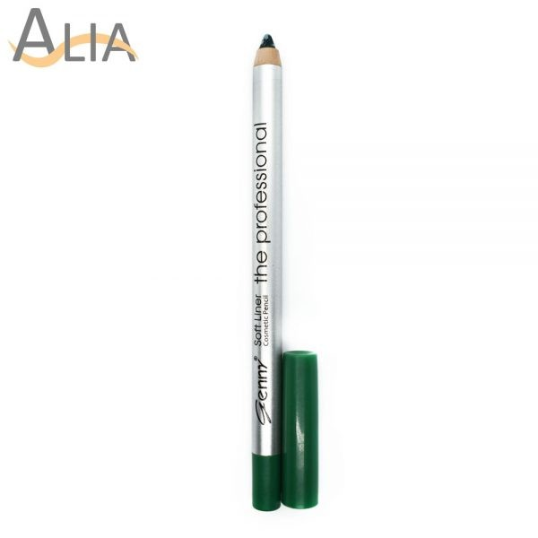 Genny soft liner cosmetic pencil shade 25 green