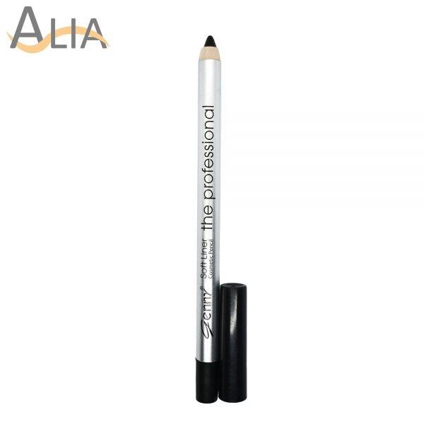 Genny soft liner cosmetic pencil shade 30 black