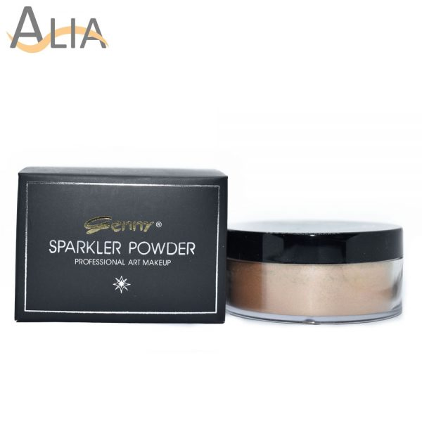 Genny sparkler powder professional art makeup shade 05