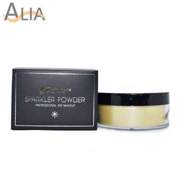 Genny sparkler powder professional art makeup shade 07