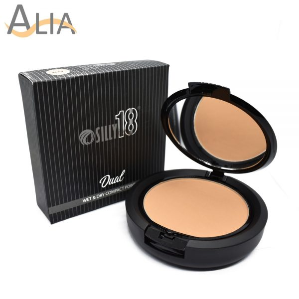 Silly18 dual wet & dry compact powder (fs 38)