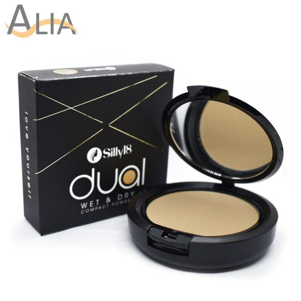 Silly18 dual wet & dry compact powder (b 1)